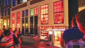 Unveil your sensual soul with the Amsterdam Red Light District Tour