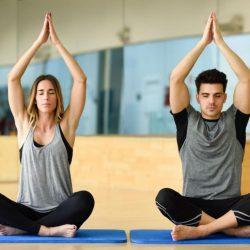 buenos hábitos y actitudes positivas del yoga